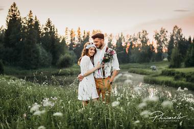 Wedding photographer pluume,lv