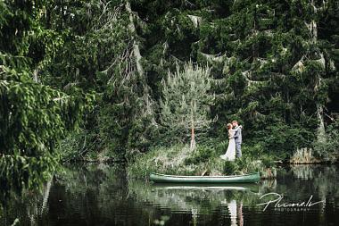 Profesionāls kāzu fotogrāfs