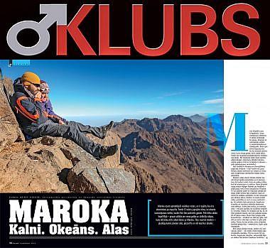 Klubs - Maroka