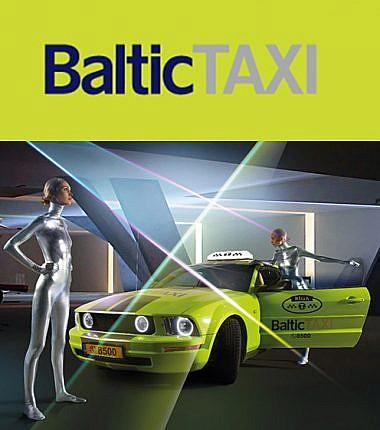 Baltic Taxi kalendārs 2013