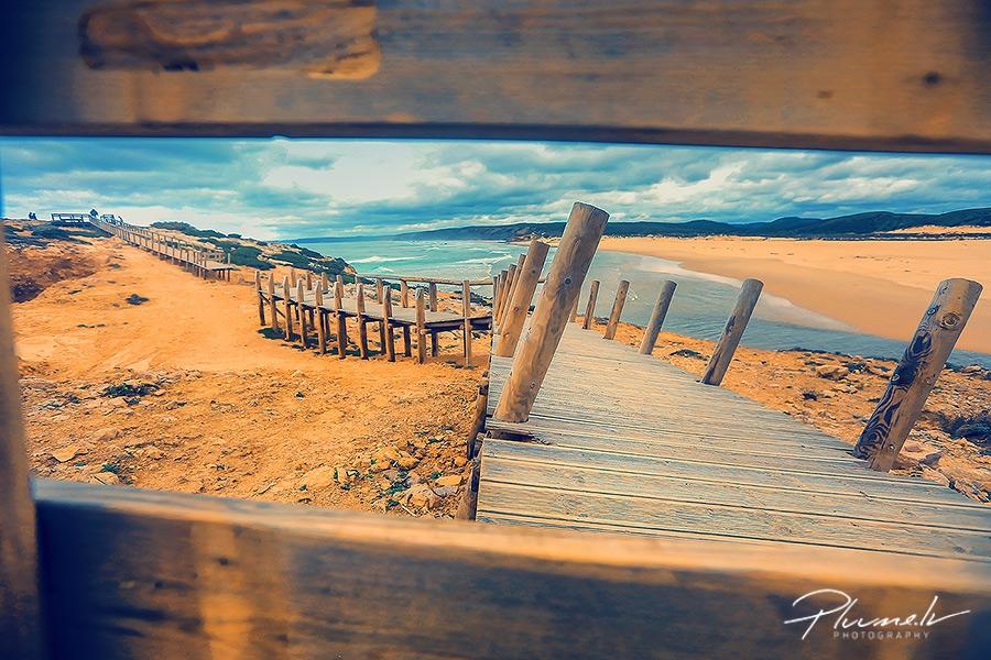 Fotogrāfs Martins Plume, Portugale, okeans
