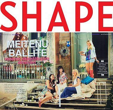 Žurnāls SHAPE