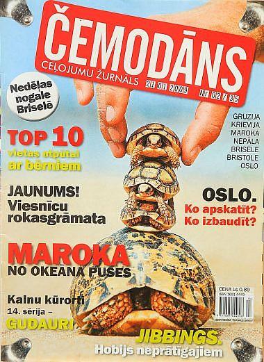 Žurnāls Čemodāns