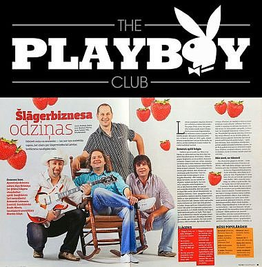 Žurnāls ''Playboy''