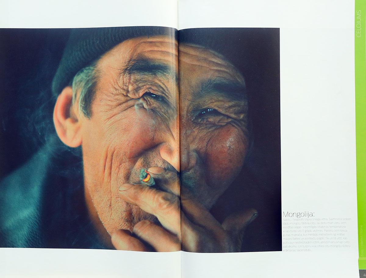 Tabasco, fotografs Martins Plume, celojumi, Mongolija