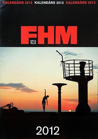 FHM erotiskais kalendārs