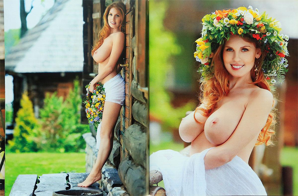 Playboy, Zane Ezeriņa