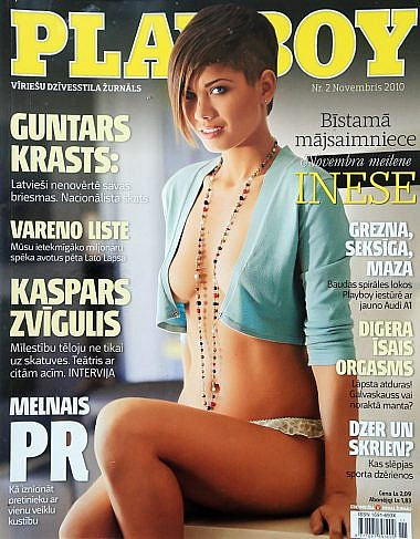 Playboy - Inese