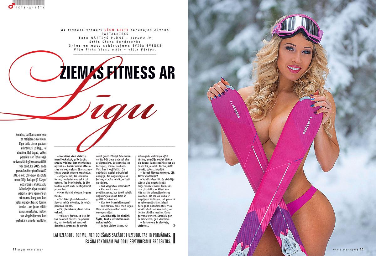 Liga Leite, zurnals klubs, kailfoto, kluba meitene, fotografs Martins Plume, nude magazine, model latvia (1)