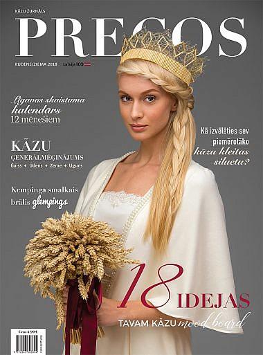 Kāzu žurnāls - Precos